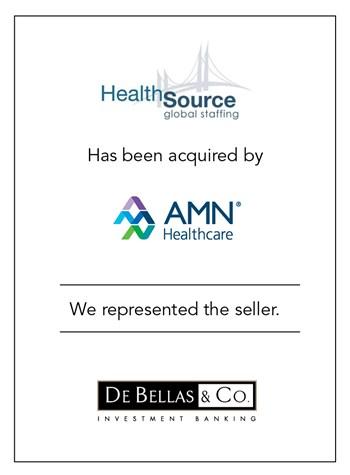 Health Source Staffing