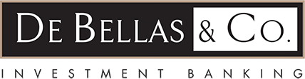 De Bellas & Co. | Investment Banking | debellas | 225+ M&A Transactions