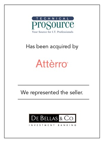 technical prosource and atterro